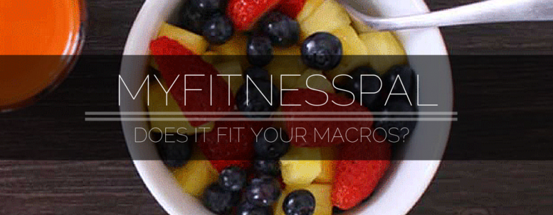Does it fit your macros? | MyFitnessPal